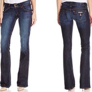 Hudson Bootcut Jeans Dark Wash